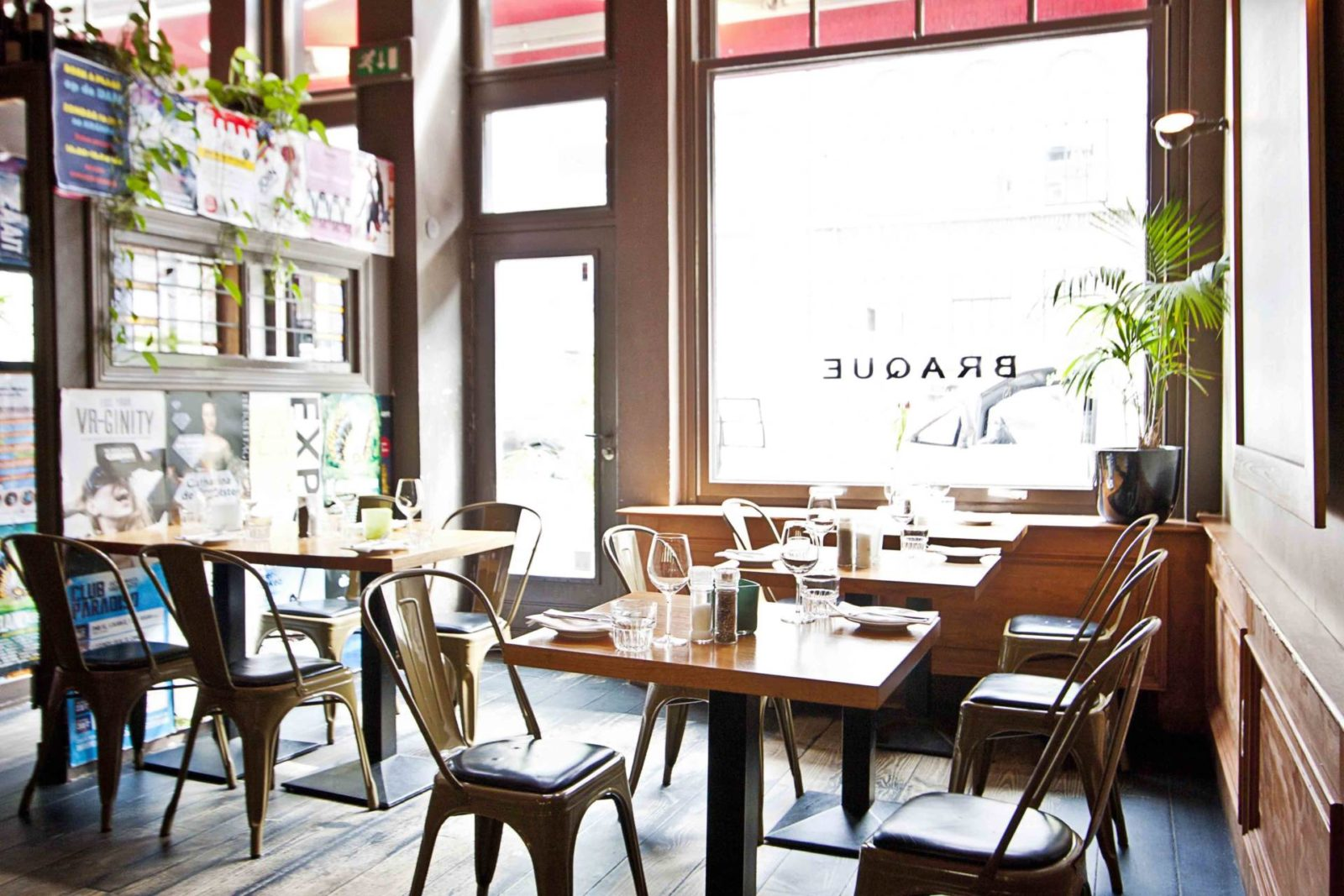 Couverts, Restaurant Braque, Amsterdam