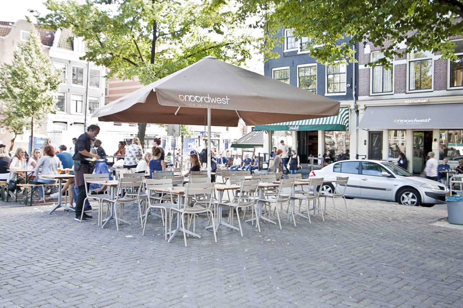 Couverts, Restaurant Noordwest, Amsterdam