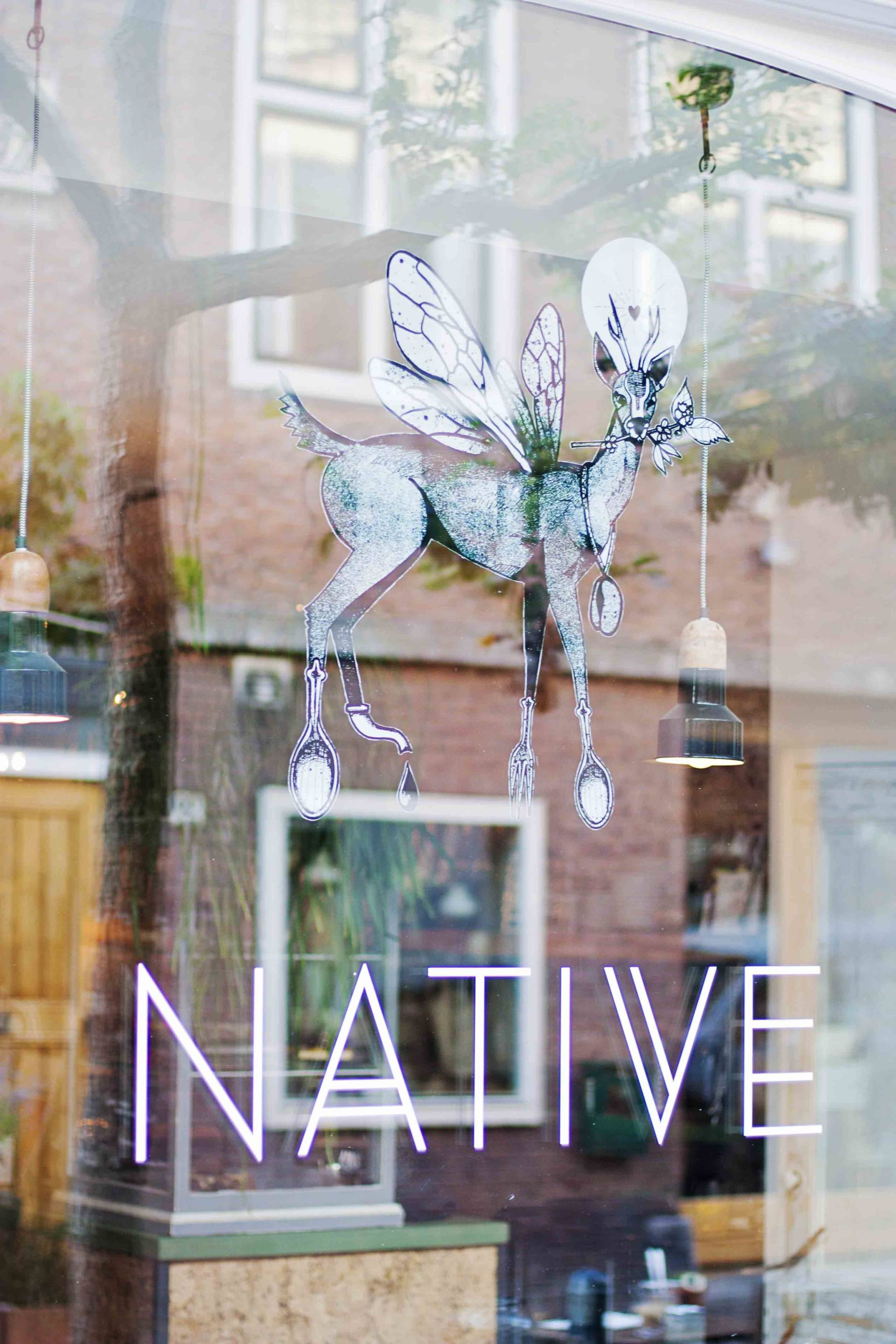 Native, Haarlem Styling: Esther Loonstijn